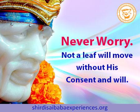 Shirdi Sai Baba Blessings - Experiences Part 2753