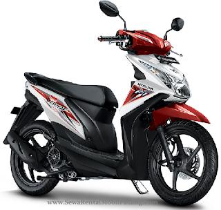 Sewa Motor Beat Makassar