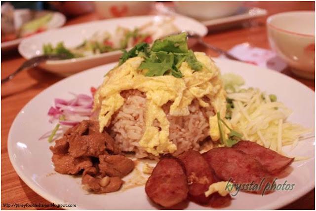 Thai's Khao Klug Kapi