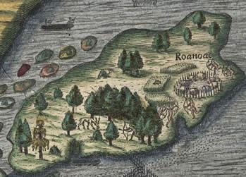 ロアノーク植民地