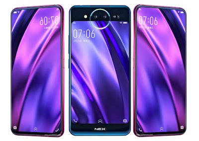 hp Vivo Nex Dual Display Harga Dan Spesifikasinya