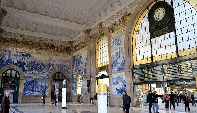 Estação Campanhã Porto