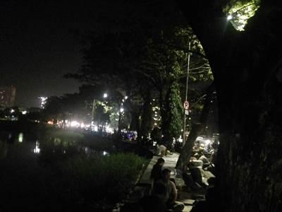 Kawasan Danau UNESA, Lidah Wetan