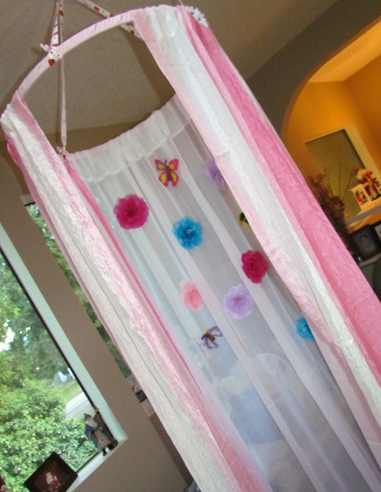 Learn To Grow DIY Children s Canopy Play Tent