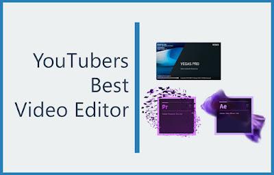 Video Editor Terbaik para Youtubers