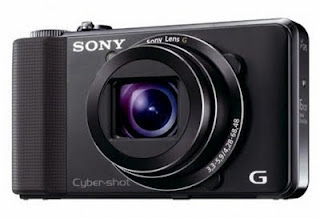 Sony Point and Shoot Camera - HX9V