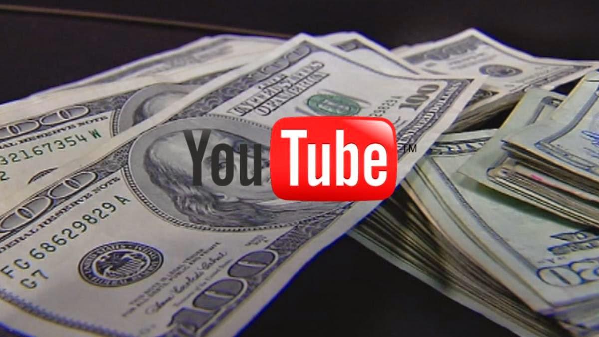 كيف تربح المال من الڤيديوهات المسروقة من قناتك على  اليوتيوب