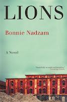 Lions by Bonnie Nadzam