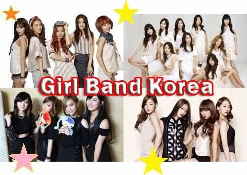 girl band korea