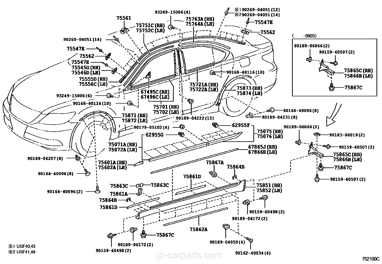 2002 Mercury Cougar Parts Diagram. Mercury. Auto Wiring