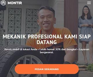 service mobil jakarta
