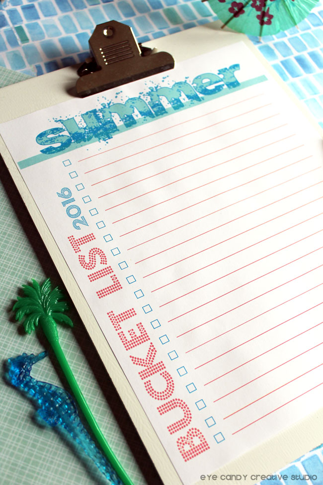 summer fun list, 2016 summer bucket list, what to do for summer