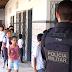 PM ocupa escola em Natal para reforçar segurança e evitar evasão de alunos