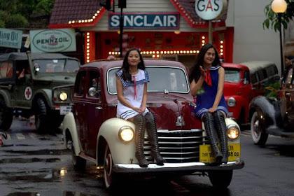 Vauxhall Wyvern : Si Cantik Dari Inggris - Museum Angkut #3