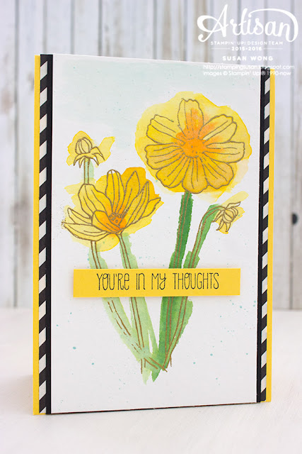 'Helping Me Grow' Sympathy Card 2 ~ Susan Wong