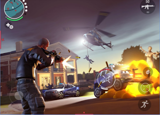 GANGSTAR NEW ORLEANS Apk Data Obb - Free Download Android Game