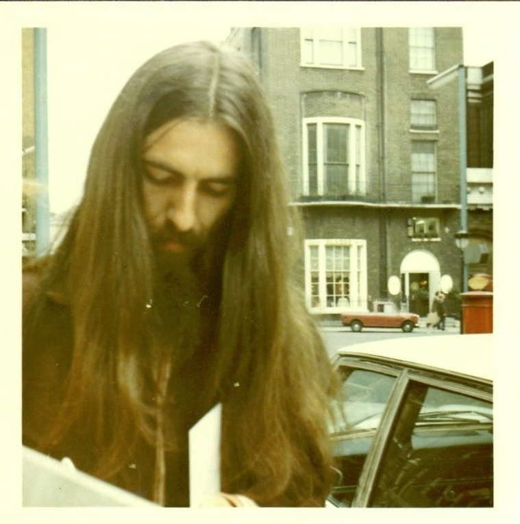 Meet the Beatles for Real: The long haired one