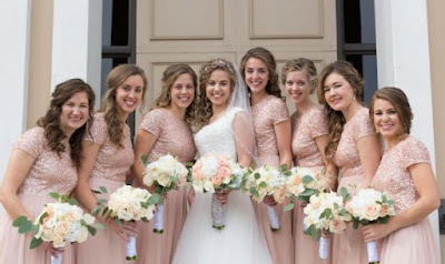John David Duggar and Abbie Burnett wedding