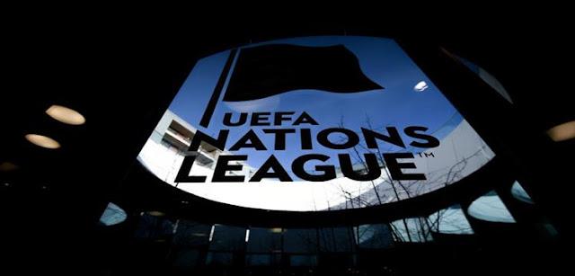 موعد وتوقيت مباريات بطولة دوري الأمم الأوروبية والقنوات المجانية الناقلة للمباريات