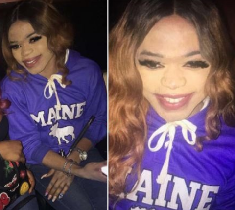 bobrisky transform into woman