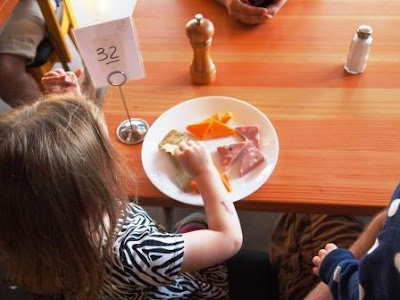 Just a Bite Strategy: Encouraging Kids To Try New Foods