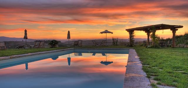 tuscany-evening