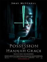Poster de The Possession of Hannah Grace