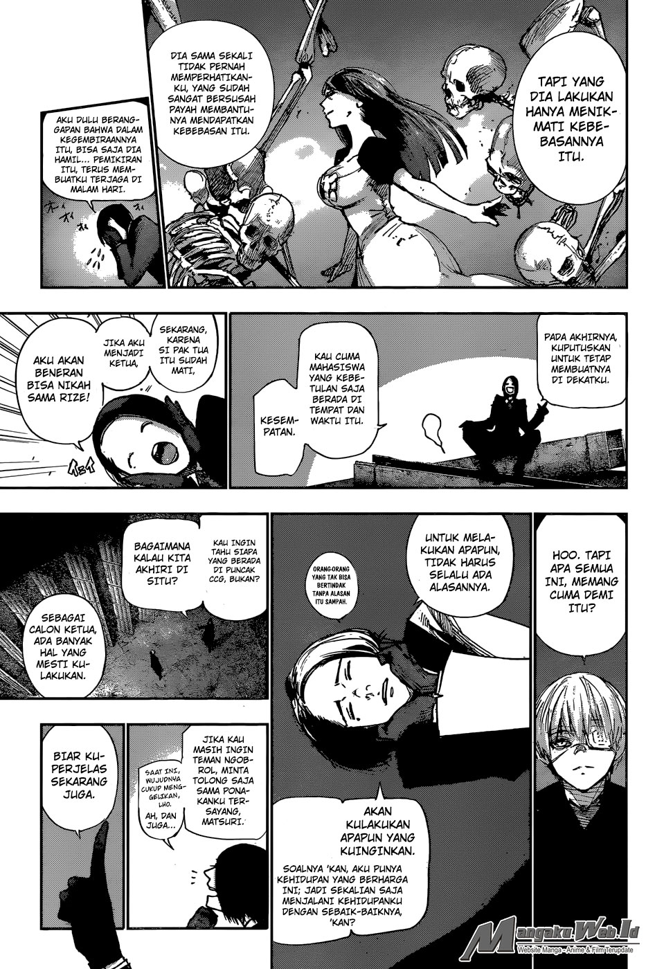 Tokyo Ghoul: Re Chapter 101-8