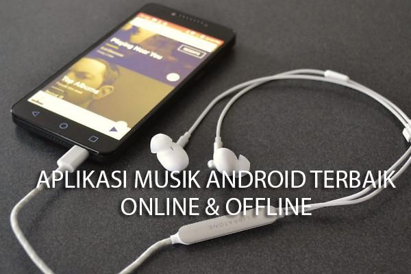 aplikasi pemutar musik di android yang sering di install orang
