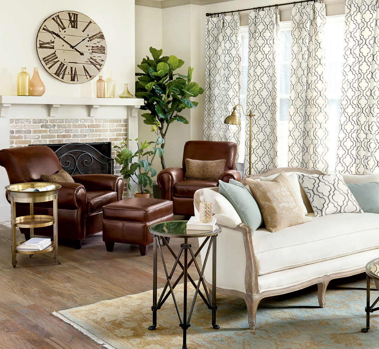 10 must buy home staging accessories for Living room 2 seating areas