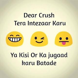 Crush Status In Hindi 2022