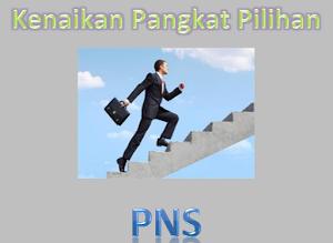 Kenaikan Pangkat Pilihan bagi PNS