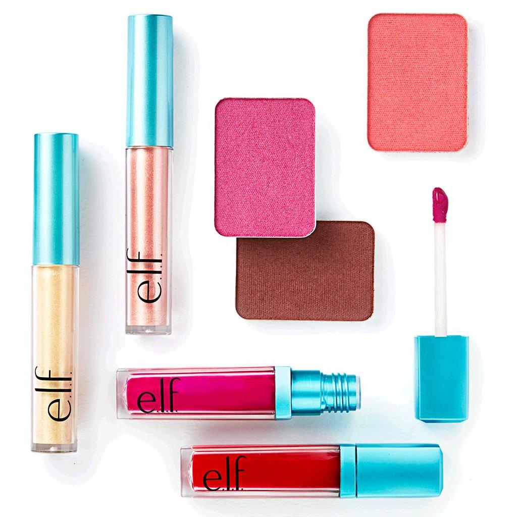 Cosmetics: Aquaheart: New! E.l.f. Cosmetics Aqua Beauty Collection
