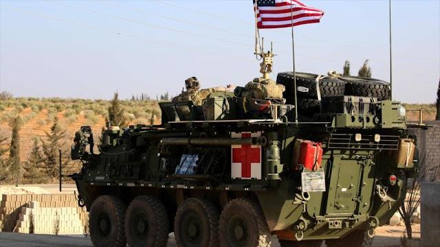 "Rusia denuncia que EEUU ""busca razón para quedarse"" en Siria"