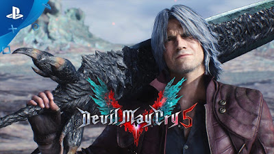 Devil May cry 5 Mobile APK + OBB for Android