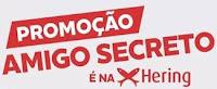 Promoção Amigo Secreto é na Hering amigosecretoenahering.com.br