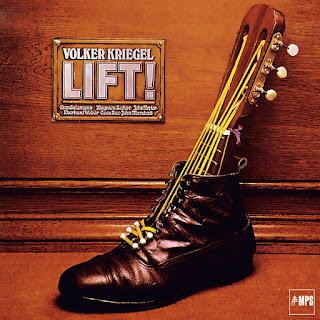 Volker Kriegel - 1973 - Lift!