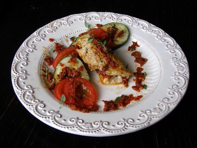 Okrasa Marynowany schab z mozzarellą - Kuchnia Lidla