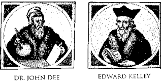 john dee, edward kelley, blog mortalha