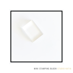 Mini Stamping Block