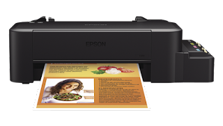 Cara Manual Reset Printer Epson L120 Lampu Berkedip Merah