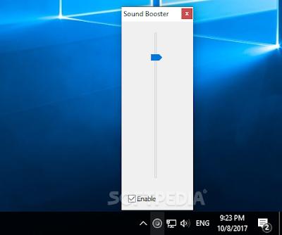 برنامج رفع مستوى الصوت للكمبيوتر