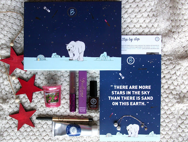 Dark Lips, February 2017 BeautifulBox by Aufeminin reviewed by Valentina Chirico