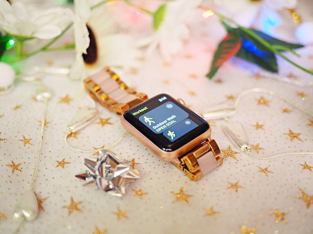 Apple Smart Watch Fitness Christmas Gift Ideas