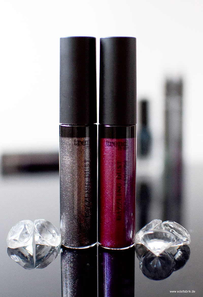 trend IT UP Dazzling Dust LE Lipglosse Review