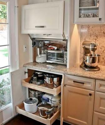 Kitchen Organizer Cabinet