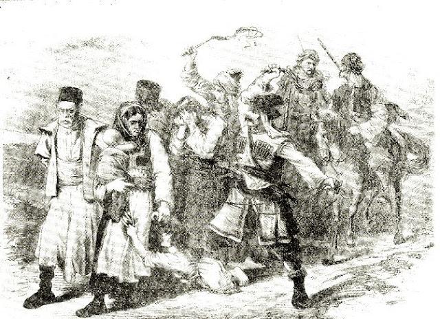 El dominio otomano Bulgaria