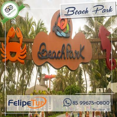 Beach Park Passeios