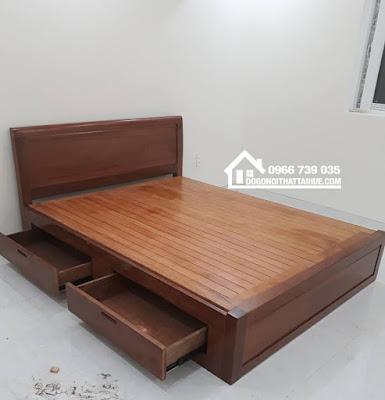 Mua giường có hộc ở Huế