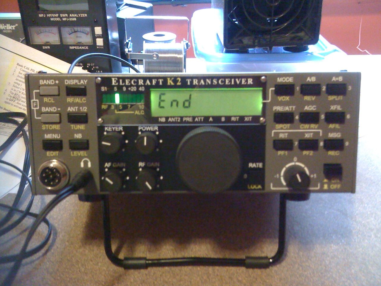 VE3WDM's QRPower BLOG: The Elecraft KX3 a need or a WANT